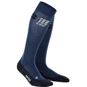 cep Run Merino Socks Women navy/black